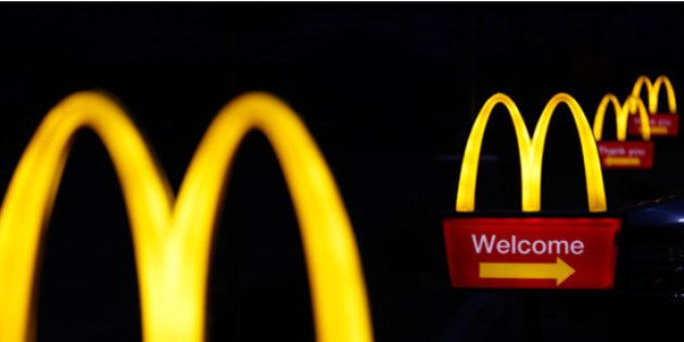 McDonald's Canada Plans To Hire 15,000 As Chain Introduces Self-Serve Kiosks, Table