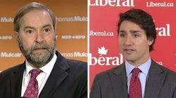 NDP, Liberals Accuse Tories Of Conducting TPP Talks In