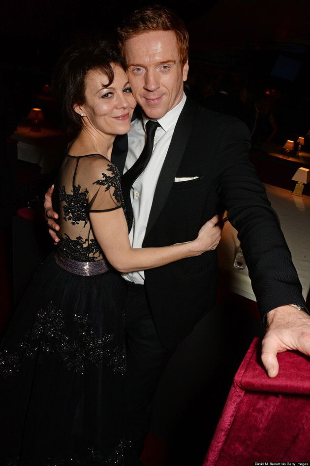 Damian Lewis Fulfills Our Style Fantasies On The Red