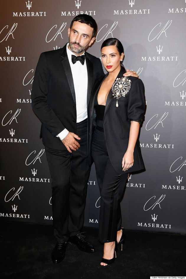 Kim Kardashian Credits Hubby Kanye West For Her Style