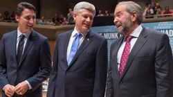 How Mulcair And Trudeau May Be Handing Victory To