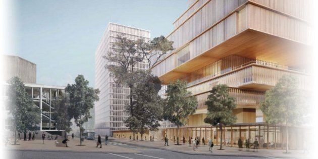 Vancouver Art Gallery New Design Reviews Range From 'Elegant' To