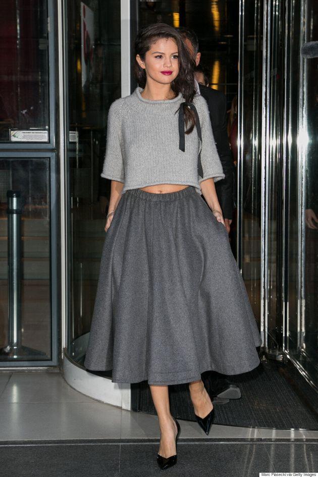 Selena Gomez Steps Out In Paris Wearing Pyjamas, Looks As Chic As