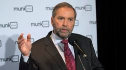 Mulcair Commits To Food Plan For Canada's