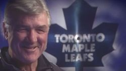 WATCH: Leafs Pay Touching Tribute To Pat