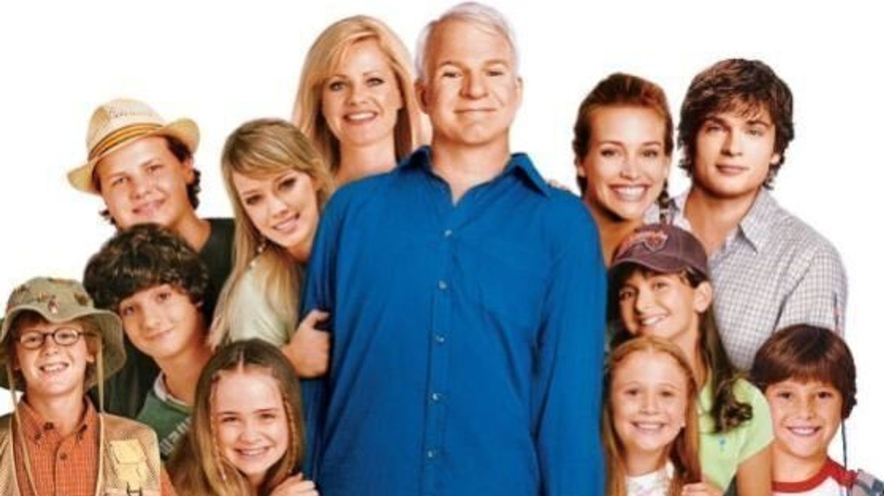 Cheaper By The Dozen Cast Is All Grown Up Huffpost Canada Parents