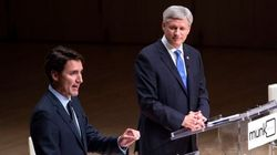 Harper, Trudeau Battle Over Bill To Revoke