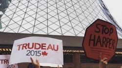 Protests! Big Signs! Democracy! All At The Munk