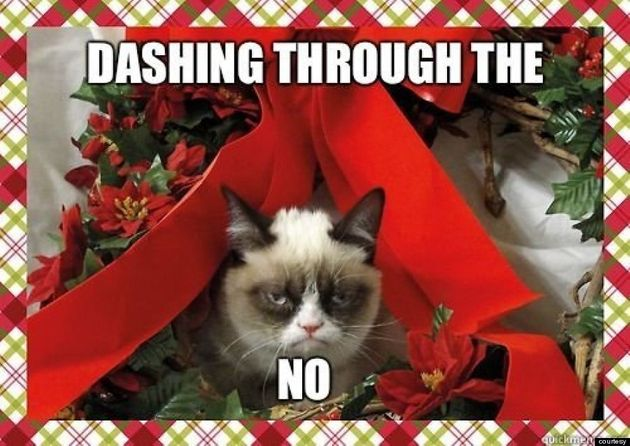 15 Thoughts We All Have When Christmas