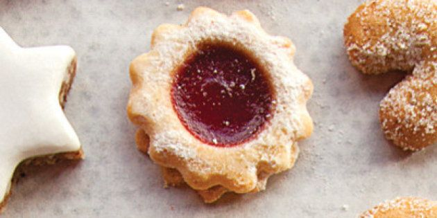 Christmas Cookie Recipes: 20 Treats With Nuts And