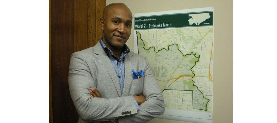 Meet The Man Who Quit His Job To Take On The Fords One name has been golden in Toronto's Ward 2 for decades...