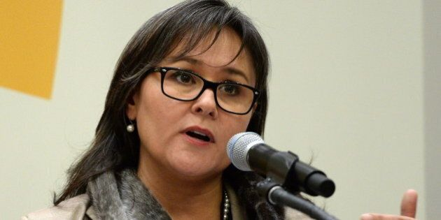 Leona Aglukkaq Reacts To APTN's Northern Food Crisis Story, Calls Claims 'Completely