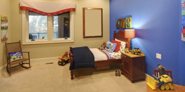 How to Organize Your Kid's Bedroom to Help Them Sleep