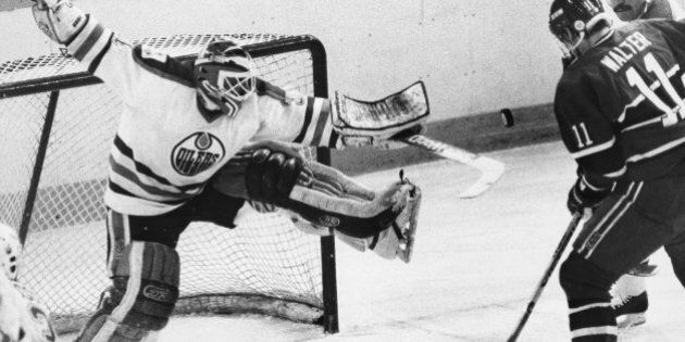 Grant Fuhr's Jersey, Goalie Mask Stolen From