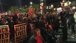 Black Lives Matter Takes Back The Night In