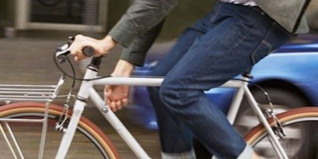 Levi's Commuter Collection Promises Style And