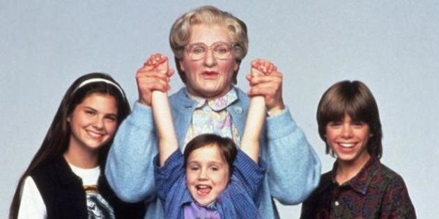 Robin Williams' Letter For 'Mrs. Doubtfire' Co-Star Will Touch Your