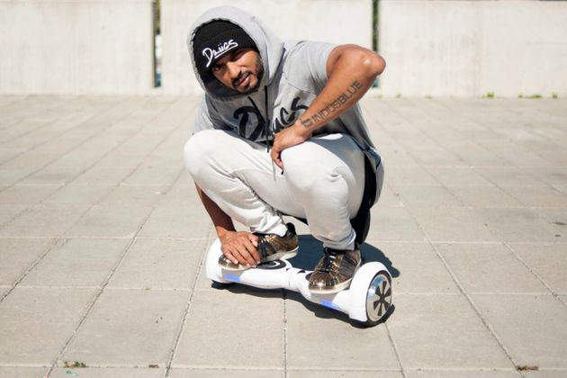 Uuboard, Canadian Entrepreneur's 'Hoverboard,' Promises To 'Change The Way We