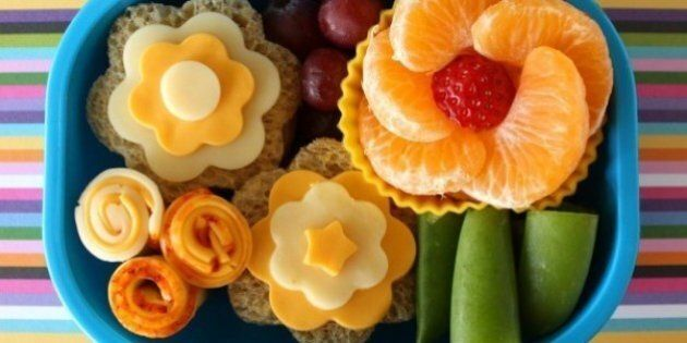 Love, Mom: 20 Amazing Lunches Real Parents Made Around The