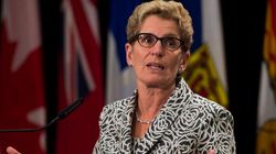 Wynne Cautions Against 'East Versus West' Fights Among