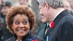 Harper, 2 Premiers To Give Michaelle Jean A
