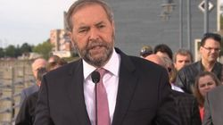 Mulcair Needs to Halt the NDP's Rightward