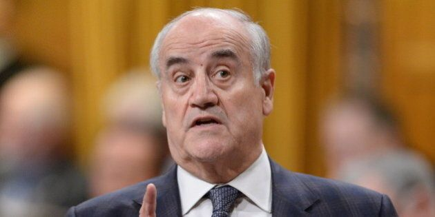 Minister Fantino Must Resign to Restore Dignity to