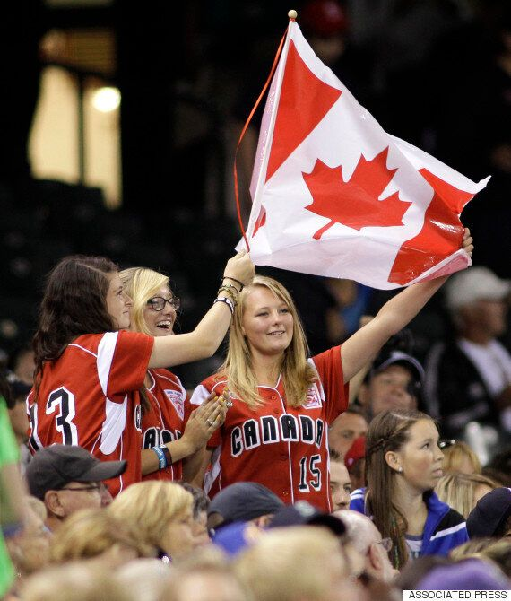 Canada Is A Baseball Nation
