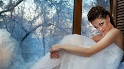 Winter Wedding Dresses That Will Make You Forget The