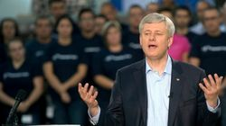 Harper Defends Canada's Military Deal With Saudi