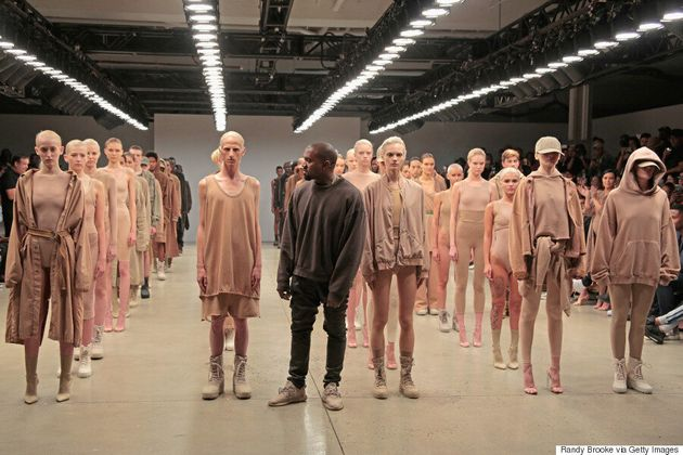 I Replicated Kanye West's Fashion Line With Pantyhose And A Trip To The Thrift