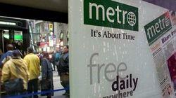 Metro Websites Across Canada Shutting