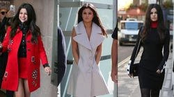 Selena Gomez's London Outfits Top Our Best Dressed List This