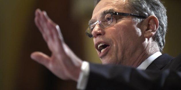 Joe Oliver: We're Prepared For Low Oil Prices; No New Moves On
