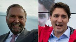 Liberals, NDP Battle For Public Service