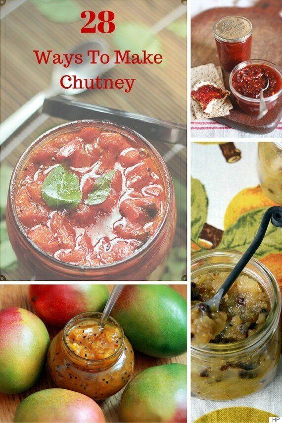28 Flavourful Chutney Recipes To Make This