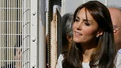 Kate Middleton Goes Demure In Grey While Visiting Women's Rehab