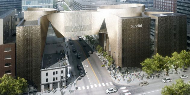 Calgary's New National Music Centre Shows Public Support for
