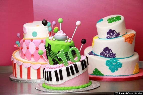 Edmonton's Whimsical Cake Studio Transforms Fantasies Into Real-Life