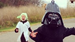 24 Twin Costumes That Double The Cute For