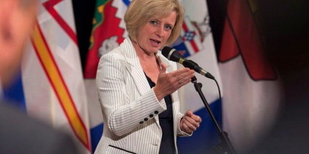 Premier Rachel Notley Wants To See A 'Drama-Free'