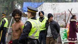 Kinder Morgan Protest Arrests May Be Illegal: