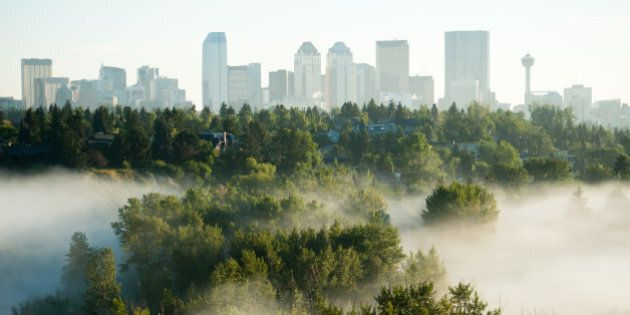 Calgary's Real Estate Market Buoyant Amid Plunging Oil