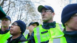 The RCMP Were Kind And Civil As They Arrested Me On Burnaby