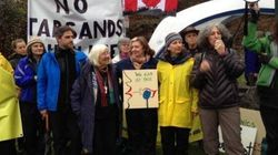 Clayoquot Sound Activists Arrested At B.C. Pipeline