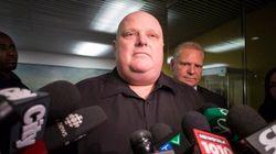 Doug Ford: Rob Needs More Cancer
