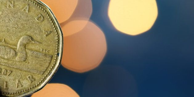 Loonie Hits 11-Year Low Below 75 Cents