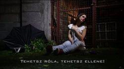 Hungarian Police Video Slammed For Victim