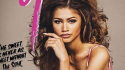 Zendaya Channels Cindy Crawford For Galore