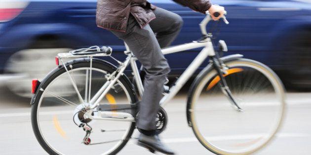Bike in